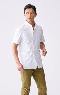 メンズ白衣:トラディショナルケーシー