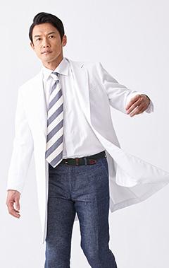 メンズ白衣:クラシコテーラー・ドライ