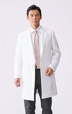 メンズ白衣:クラシコテーラー・ブライトコットン