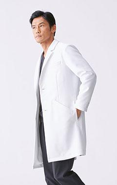 メンズ白衣:アーバンLABコート