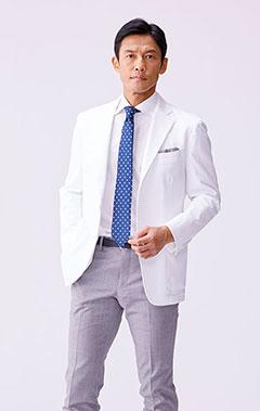 メンズ白衣:3Bジャケット・サルトリアクラシコ