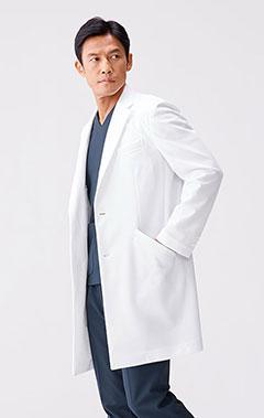 メンズ白衣:クラシコテーラー・クールテック