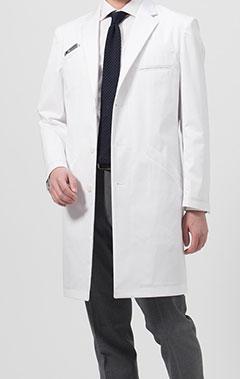 メンズ白衣:スマートデバイスコート・PRO