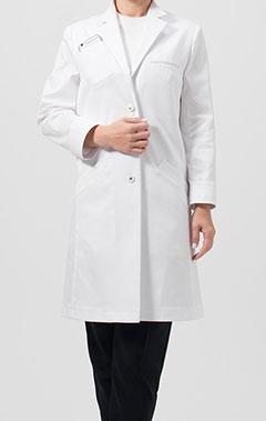 レディース白衣:スマートデバイスコート・PRO