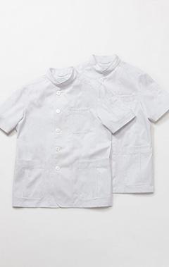 メンズ白衣:【2着セット】トラディショナルケーシー