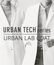 URBAN TECH series - URBAN LAB COAT