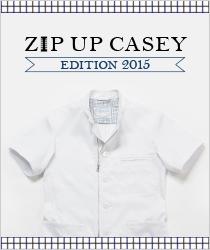 ZIP UP CASEY EDITION 2015