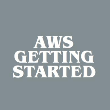 AWS 시작 가이드 매뉴얼