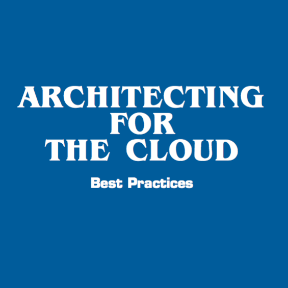 AWS기초자를 위한 길잡이 - Architecting for the cloud