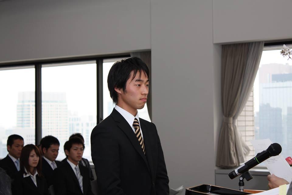 学生時代400社以上にヒアリングして選んだ経済産業省を辞め、イノベーションの世界へ。