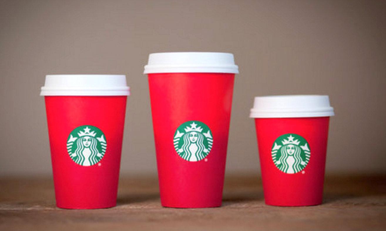 クリスマスをめぐって大きな議論に。スターバックスの冬限定カップがもたらした騒動とは?