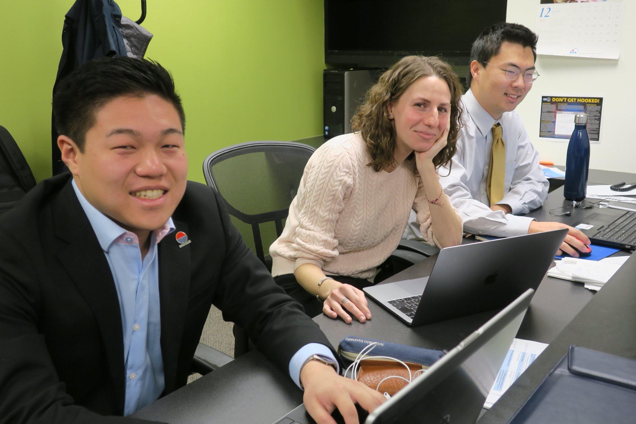 【海外インターン】学部生がワシントンDCで長期インターンシップ!?