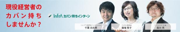 C Channel株式会社 森川社長の「カバン持ちインターン」体験記