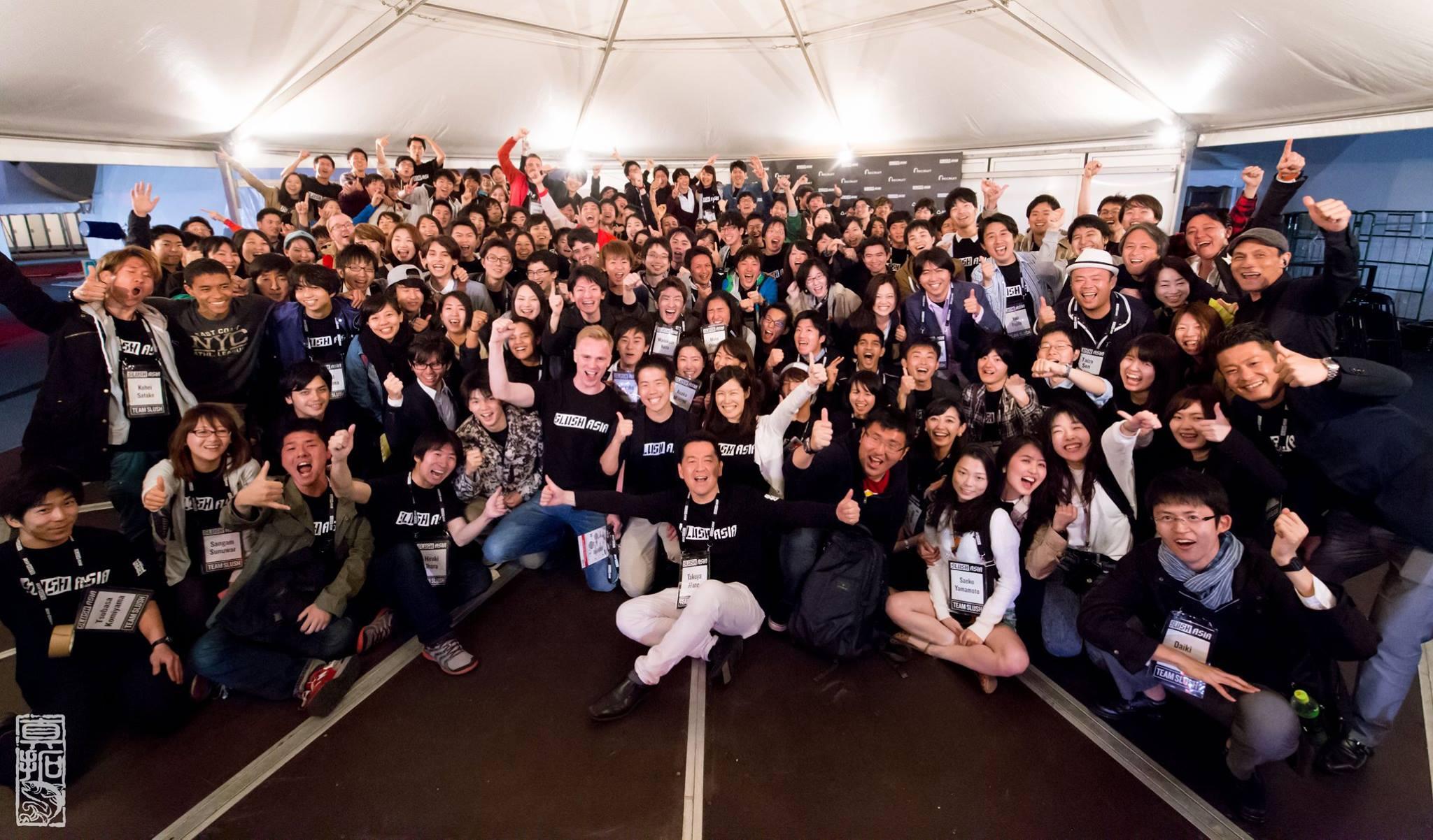 「起業」を日常の選択肢のひとつに。スタートアップの祭典「SLUSH ASIA」に込められたメッセージとは?