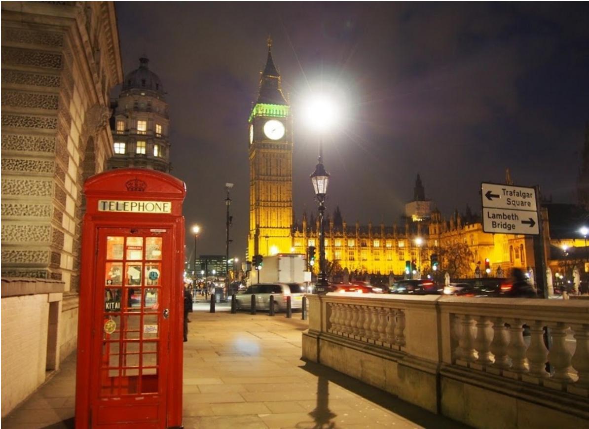 アメリカ・イギリス留学比較①