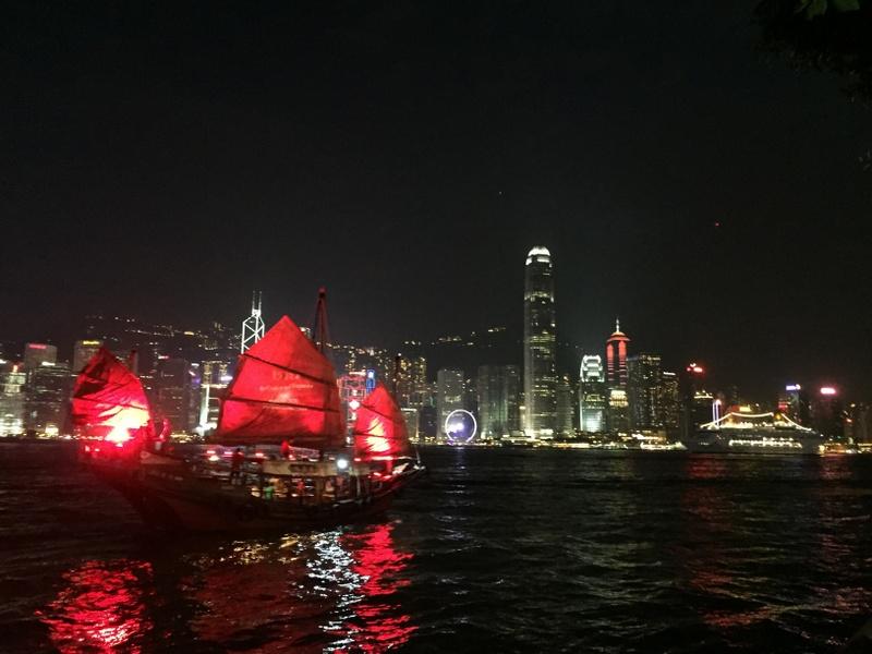 英文学科生が香港に留学を決めた理由