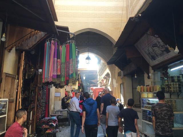 北アフリカでの留学生活とは?