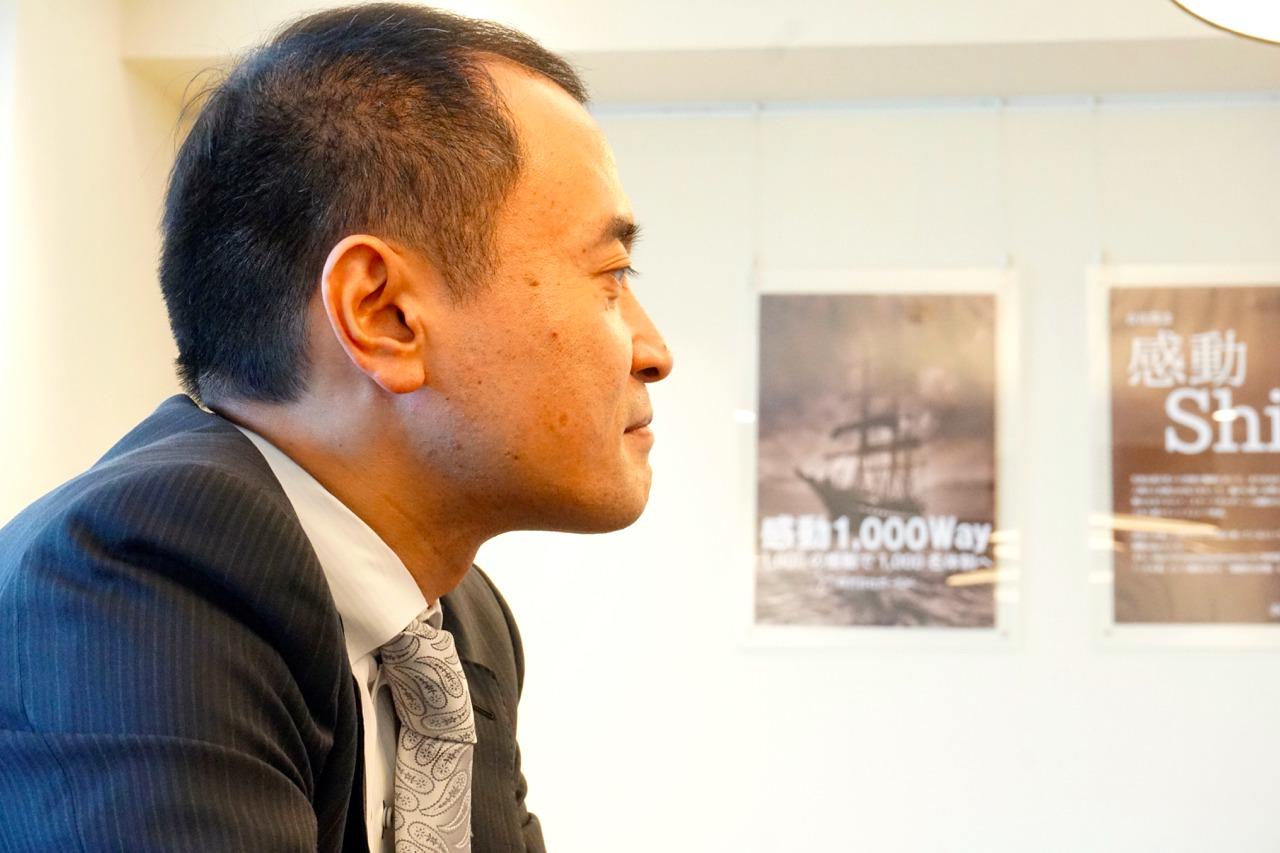 「新規事業インターンだからやりたい」という学生は求めていない――BOLD取締役・福井克明