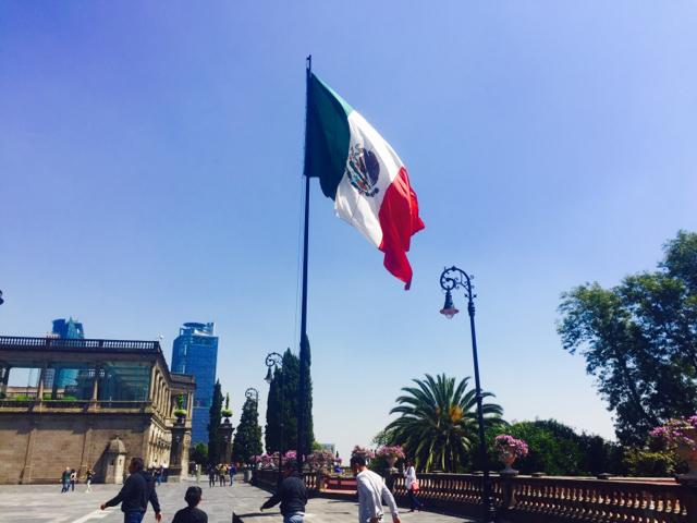メキシコに溢れる日本について