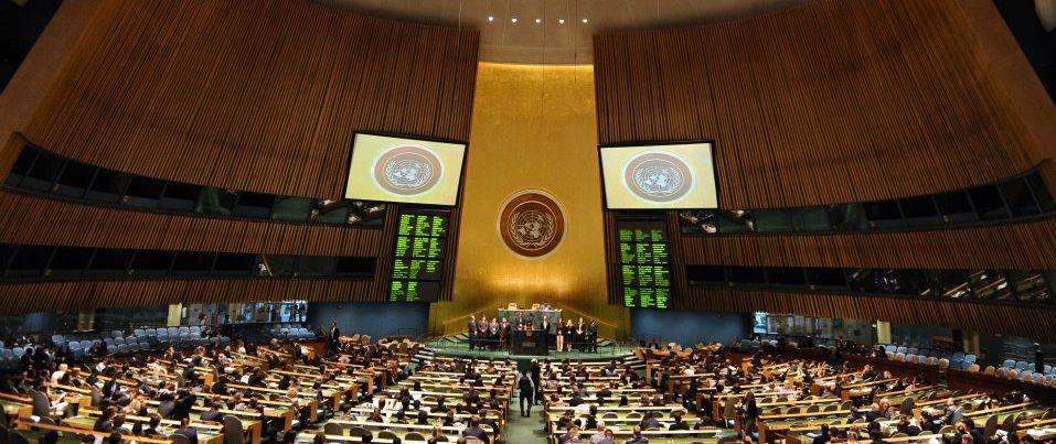 国際問題を本気で考える私のチャレンジVol.1「模擬国連に参加しようと思った理由」