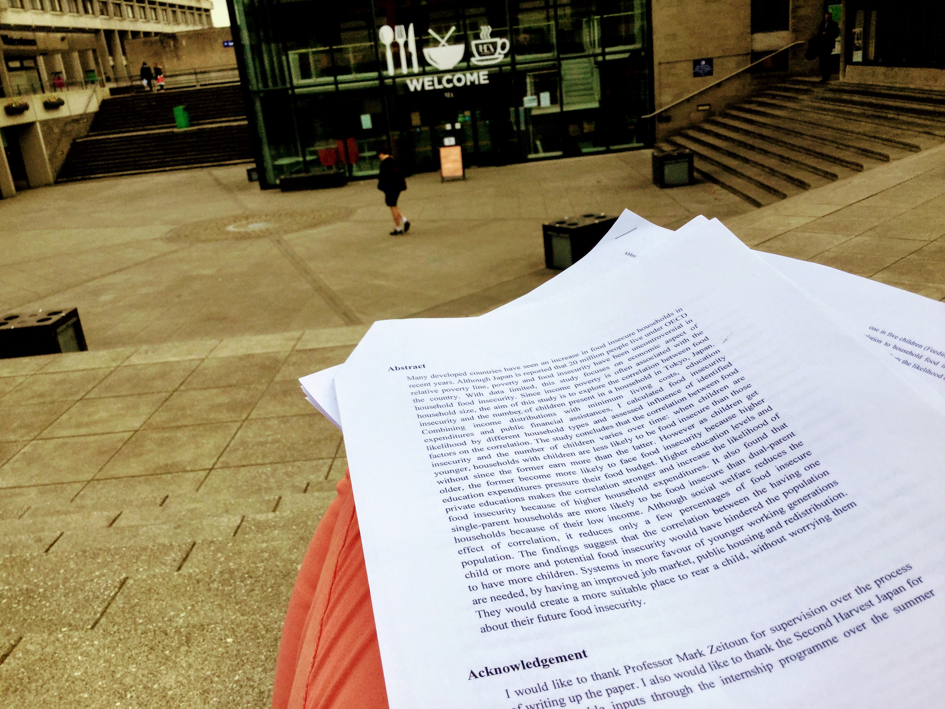 【#連載1】留学生にとってのタブー「英語ペラペラになった?」に対するわたしなりの答え