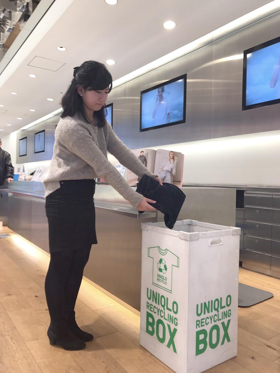 「私が寄付した服は本当に難民の手に届いているの?」大学生の私が実際にユニクロに聞いてみた