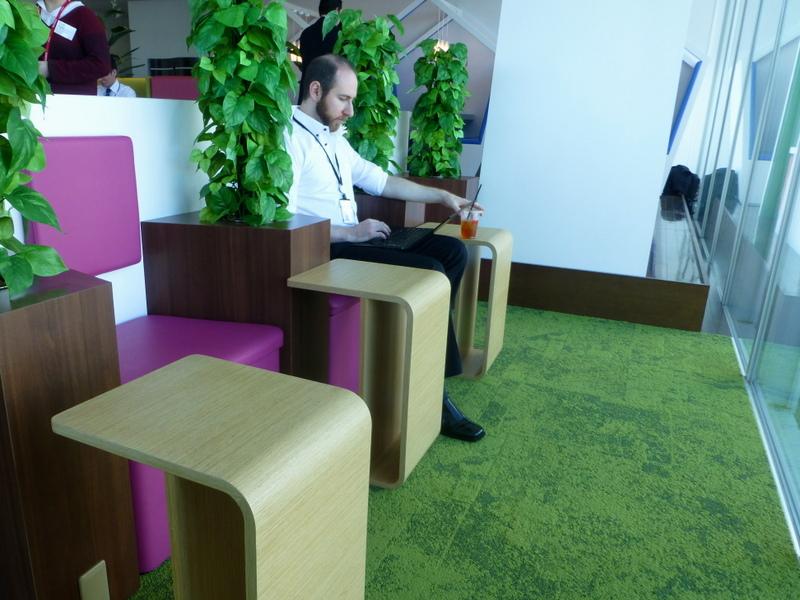企業研究の基準に、社員食堂? クリエイティビティを刺激する、ソニー株式会社の社食に潜入!