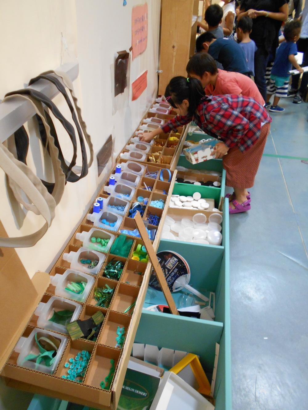 「正解をつくるのは、子どもたち自身」——キッズプラザ大阪が提供するクリエイティブリユースプログラム