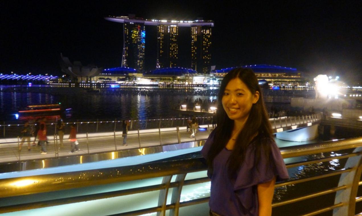 「前例がないという理由でやらないなら海外で壁にぶち当たった時対処できない」シンガポールのリサーチ会社に就職し大手IT企業に転職。