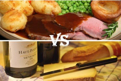 イギリスの料理って実際どうなの?