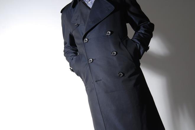 冬の就活はトレンチコートを着よう【コートに関するマナー】