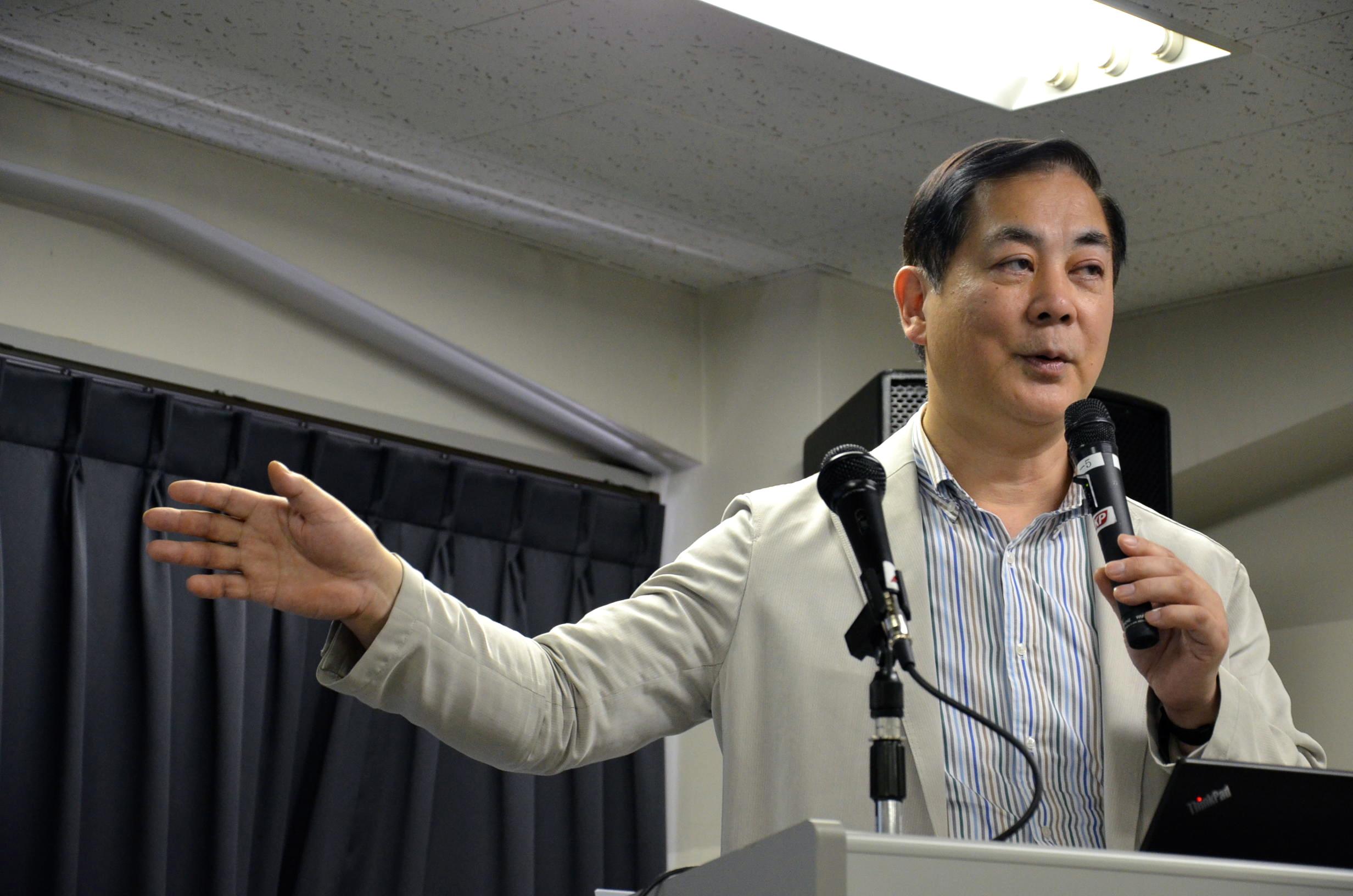 「これから50年、どうやって生きていきますか」元マッキンゼーの赤羽雄二氏が語る「沈没する日本で生き残る術」