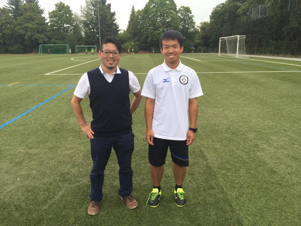 目標のない就職活動に「待った!」ゼロからのサッカークラブ作りは、孤独のスタートだった…。