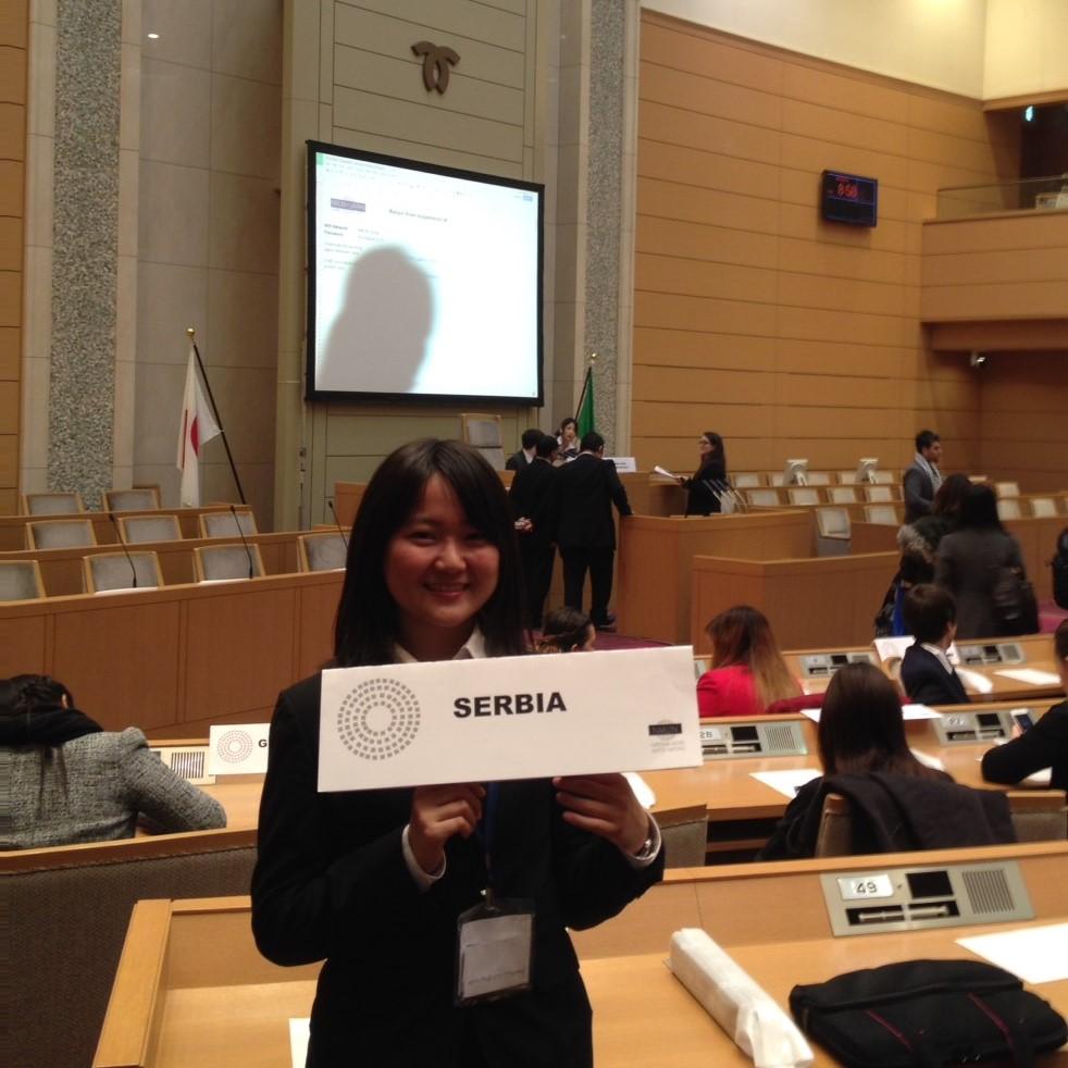 模擬国連世界大会に参加して学んだこと