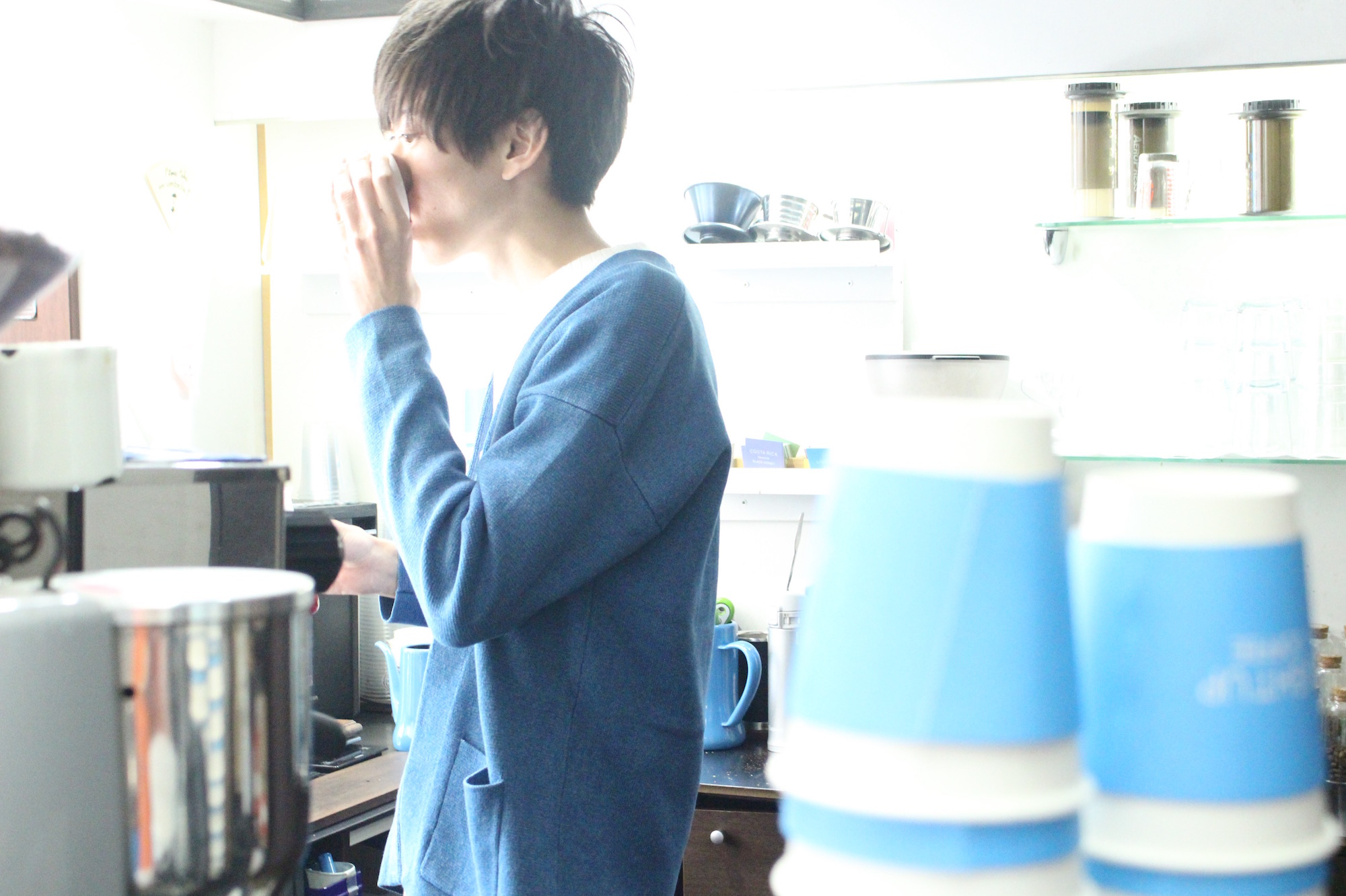 LIGHT UP COFFEE 川野様インタビュー