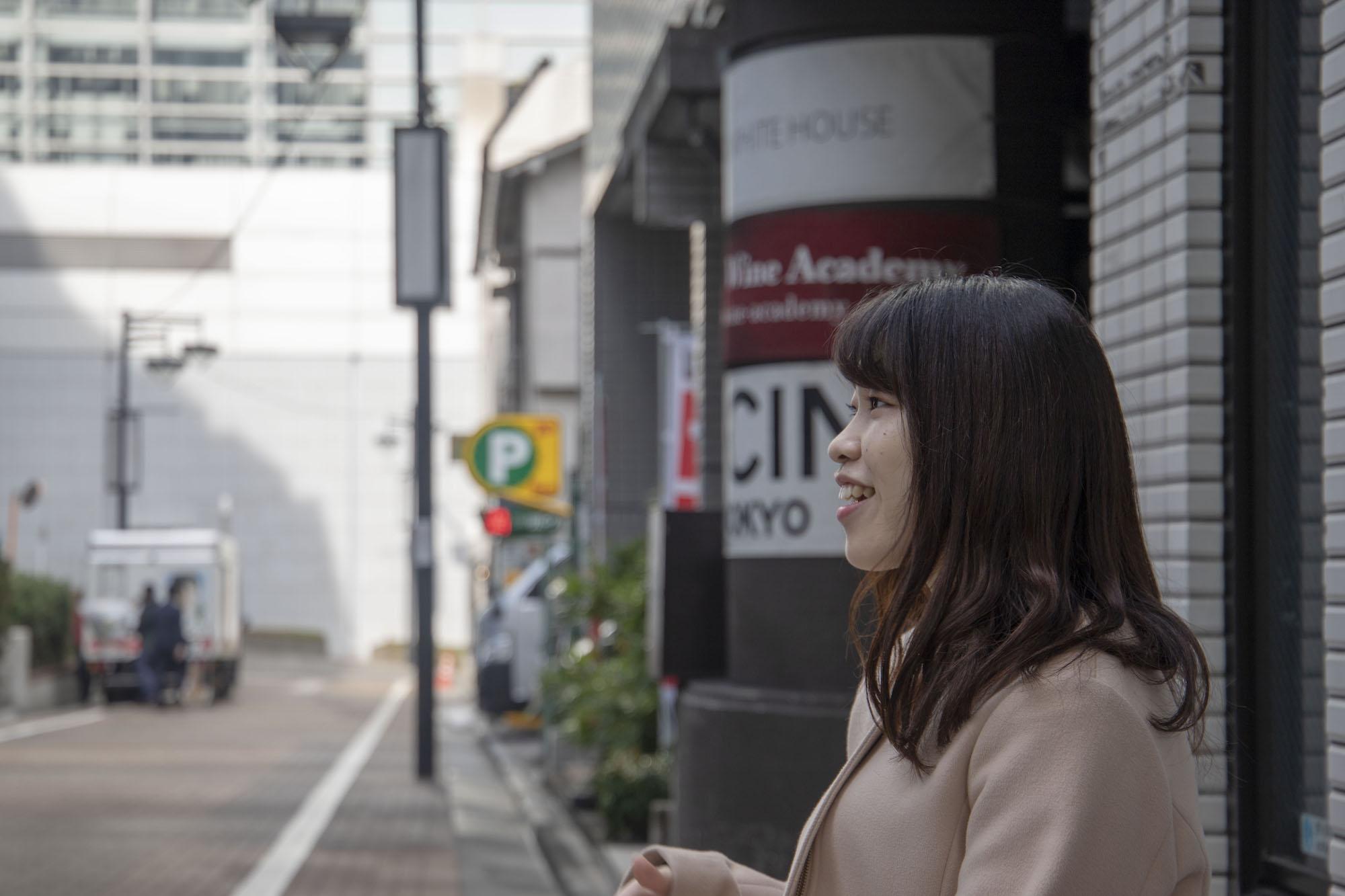 挑戦すると決めたら、視界が変化した——慶應大学・岡根歩美の #長期インターン体験記