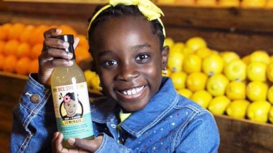 11歳の少女がレモネードで大人顔負けのビジネスを展開!?