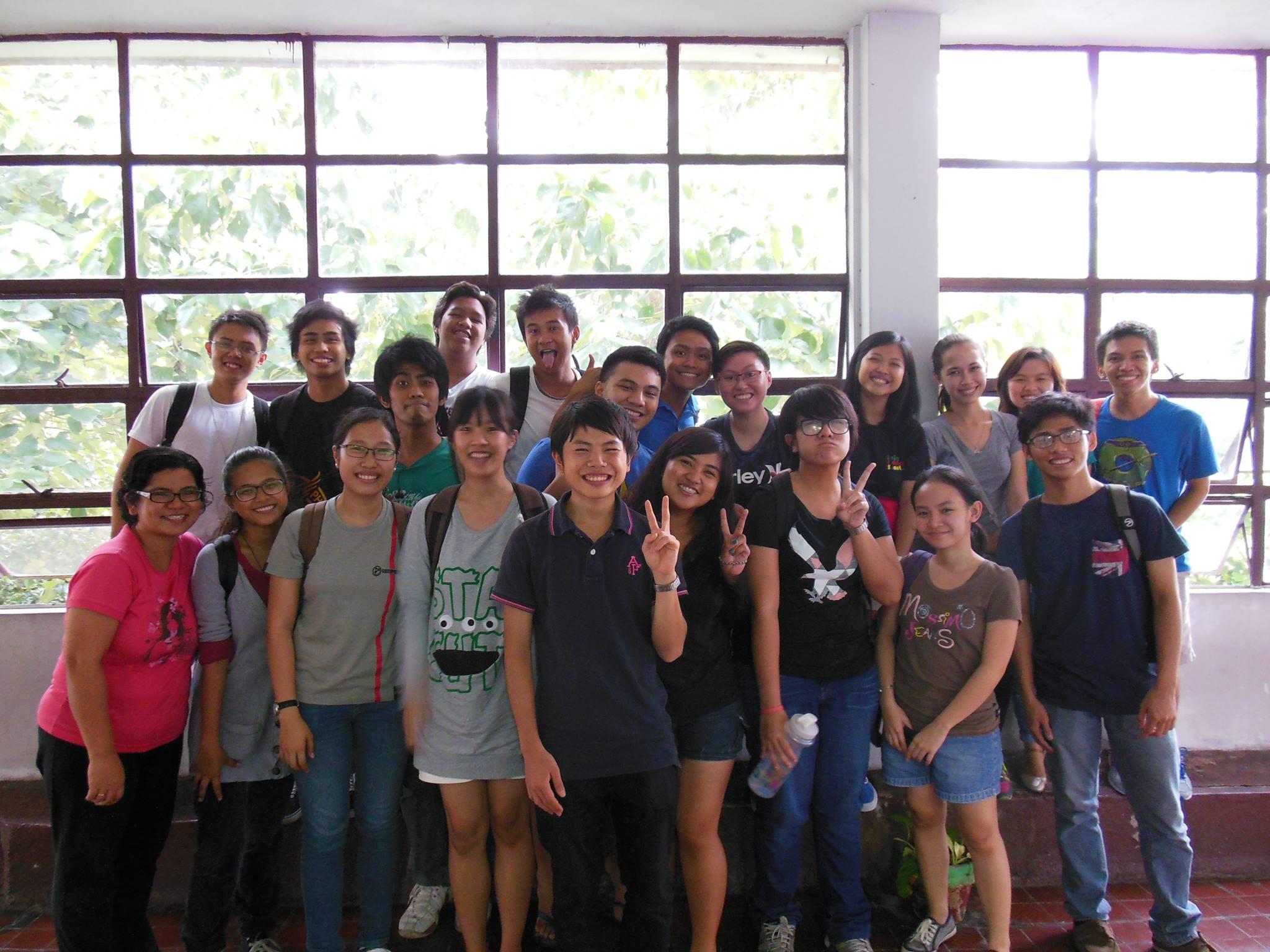 フィリピン人の寛容さ。現地で行った日本語教育プログラム。