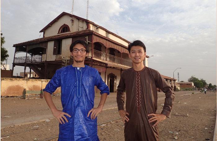 青年海外協力隊でセネガルへ。次に目指すのは海外の大学院。