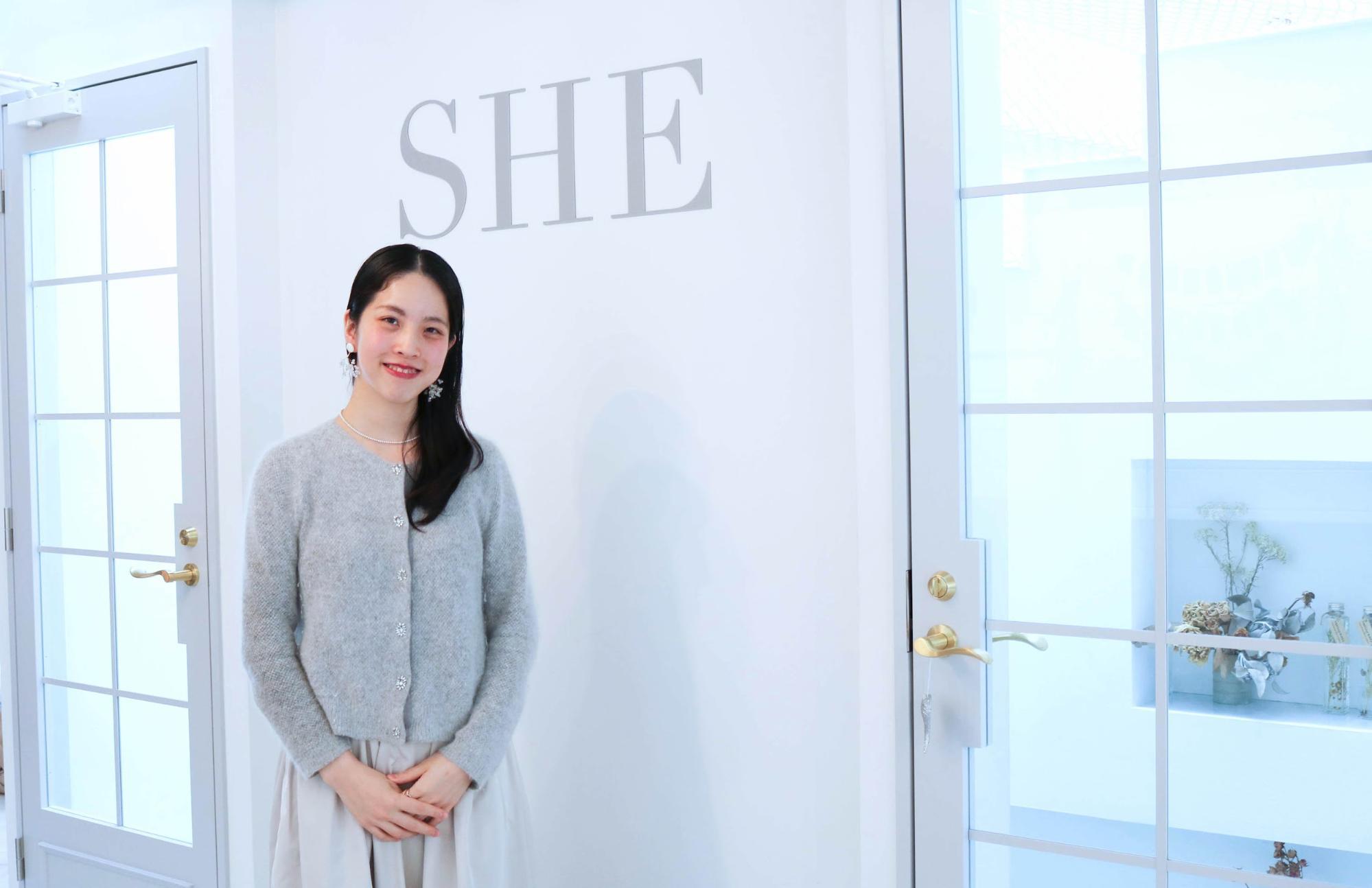 広報PRの使命は「会社の魅力を熱狂とともに伝えていくこと」——SHE中山紗彩 #私の職業哲学