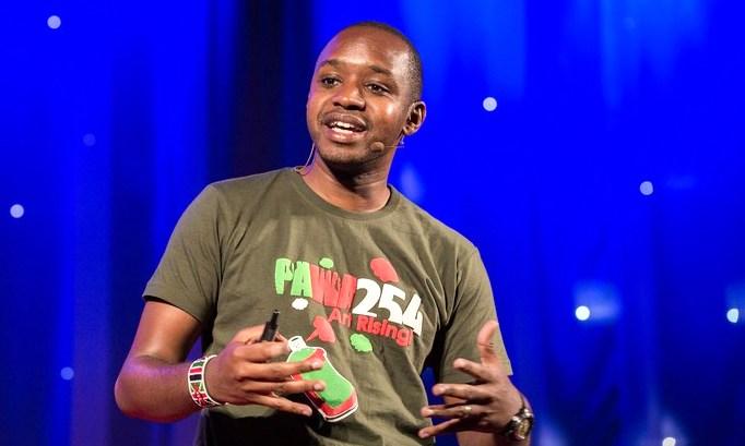 ケニアのために一人で立ち上がった日。逮捕覚悟で大統領に物申す!