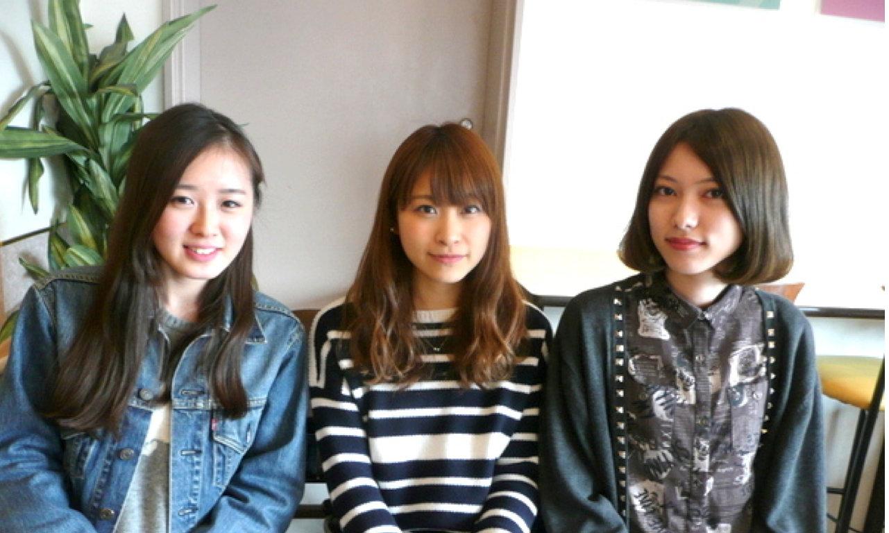 """「私たちにとってそれは音楽でした」女子大生3人組バンド・Chelsyが語る""""やりたいこと""""の見つけ方。"""