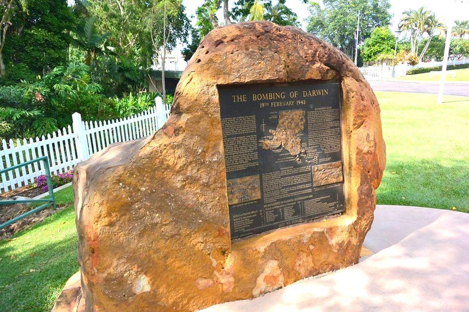 オーストラリア北部の都市・ダーウィン。知られざる悲劇の爆撃地。