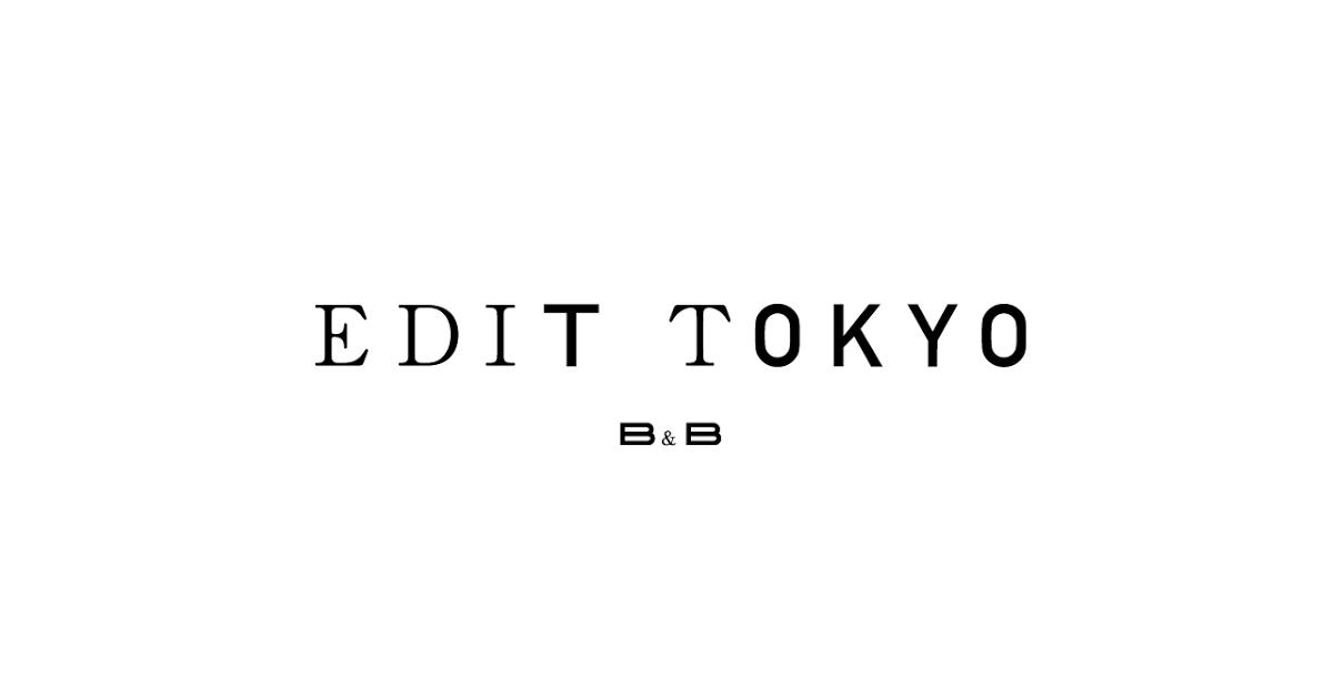 「東京を編集する」本屋EDIT TOKYOが5か月限定でオープン