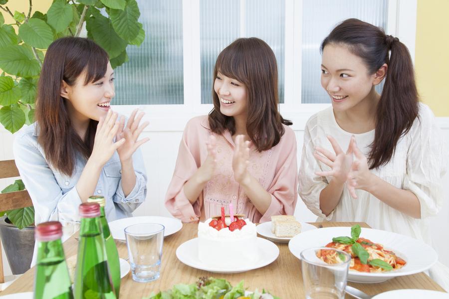 Girl's Talk~留学生たちの恋愛事情。