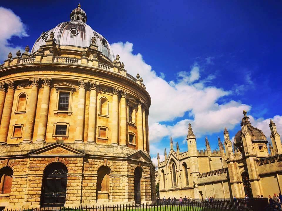 「ここに常識は存在しない」ハリーポッターのモデル校 オックスフォード大学院で'今'みている景色