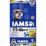 アイムス 11歳以上用 毎日の健康ケア チキン 小粒 5kg