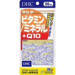 DHC マルチビタミン/ミネラル+Q10 40.9g(100粒)