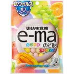 e−maのど飴袋 カラフル フルーツチェンジ 50g