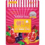 サボリーノ 目ざまシート 完熟果実の高保湿タイプ 5枚